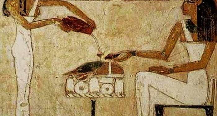 Egiziani bevono birra