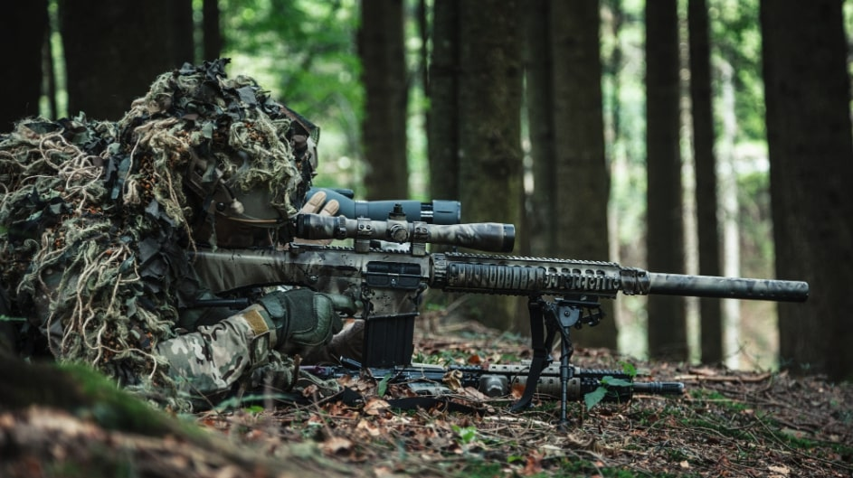 cecchino rifle usa