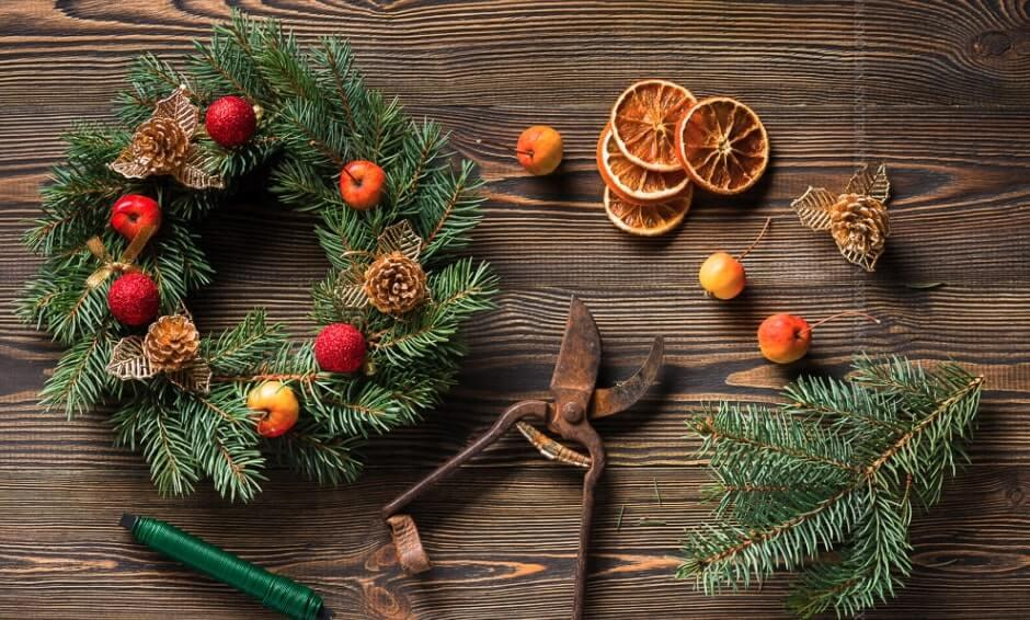 come conservare decorazioni natalizie