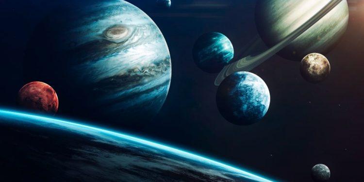 pianeti intorno alla terra