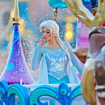 principessa frozen