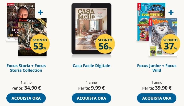 riviste e giornali digitali