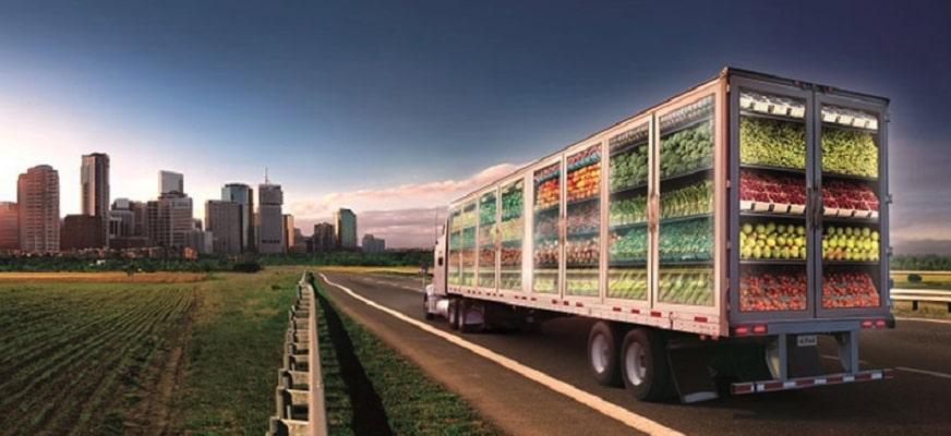 trasporto generi alimentari