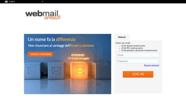 reset password email