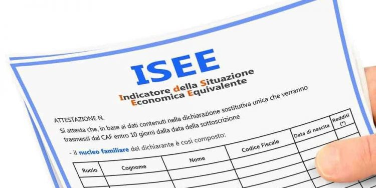 calcolare isee