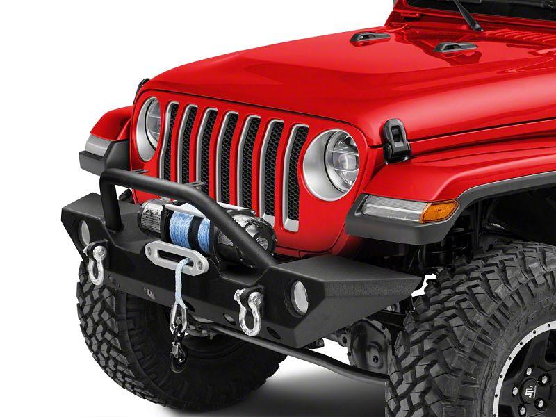 smontare paraurti jeep