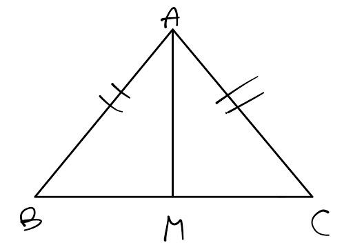 calcolare altezza triangolo