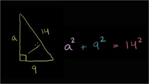 problemi teorema pitagora
