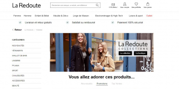 catalogo gratis La Redoute
