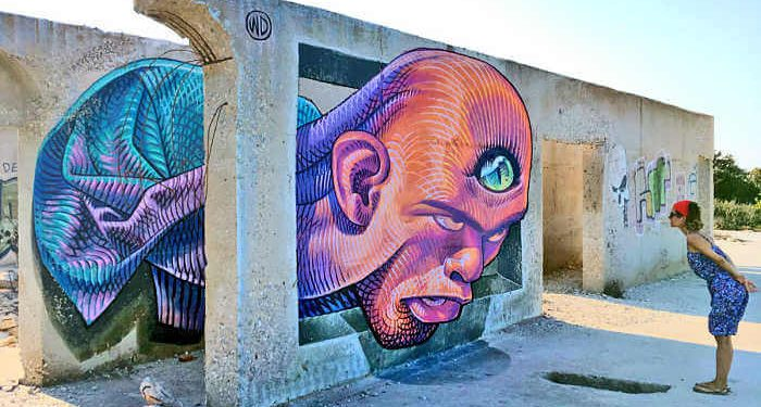 Murales Naxos