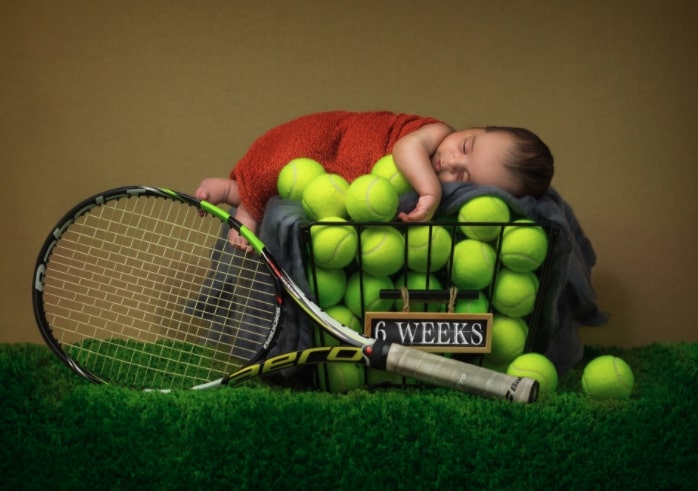 insegnare tennis bambini
