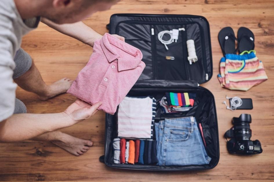 Cosa mettere in valigia per un lungo viaggio