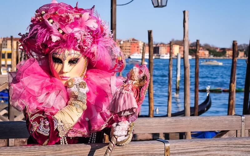 come creare vestito dama veneziana