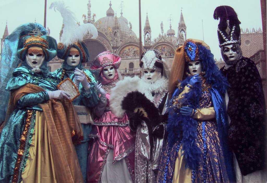 Come partecipare al Carnevale di Venezia 2020