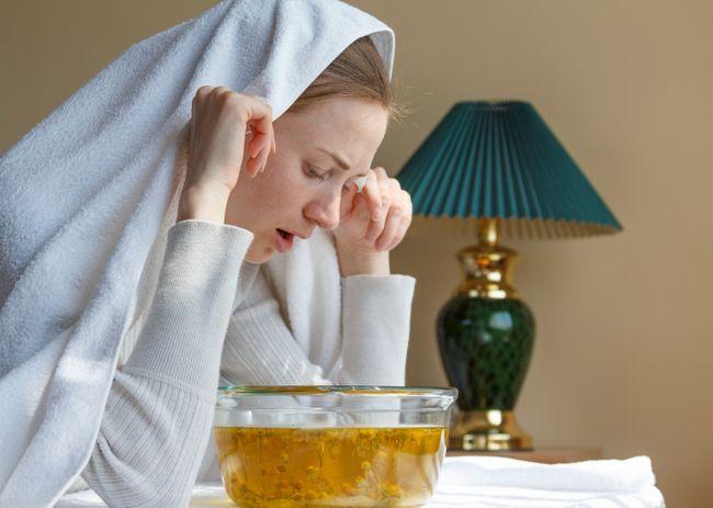 olio 31 raffreddore e mal di gola