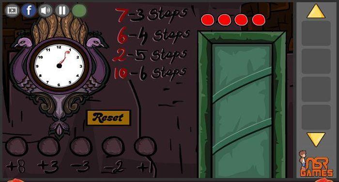 doors 3 escape game soluzioni