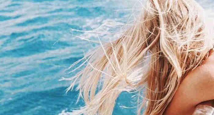 proteggere capelli estate