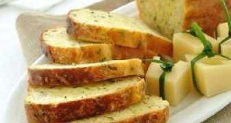 plum cake con grano saraceno e verdure