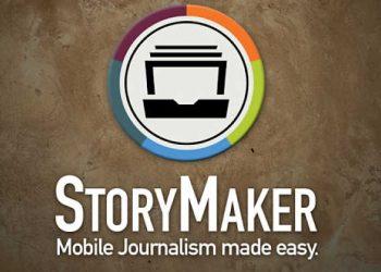 le app per fare giornalismo Storymaker