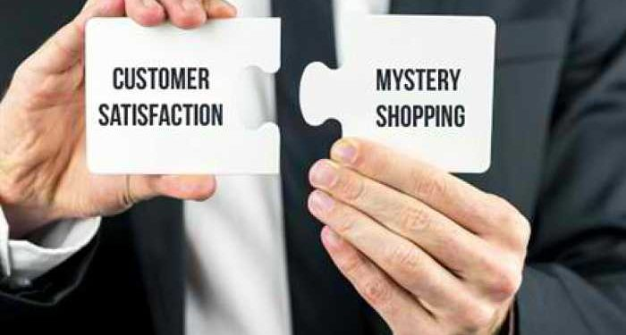 mistery shopper customer satisfaction