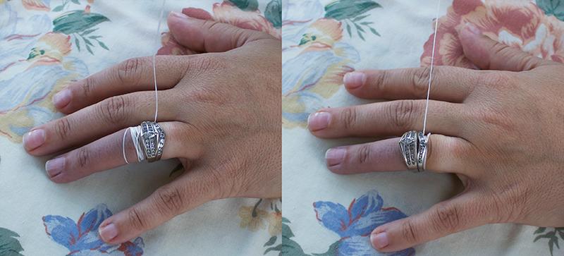 miglior trucchi togliere anello dito
