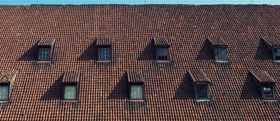 calcolare inclinazione tetto gradi
