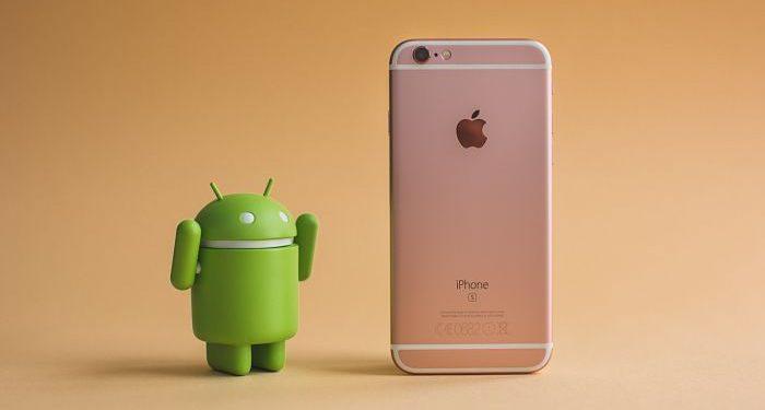 simboli iOs e Android