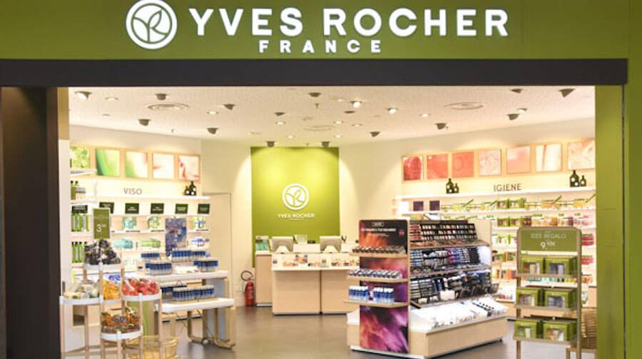 Aprire yves rocher in franchising