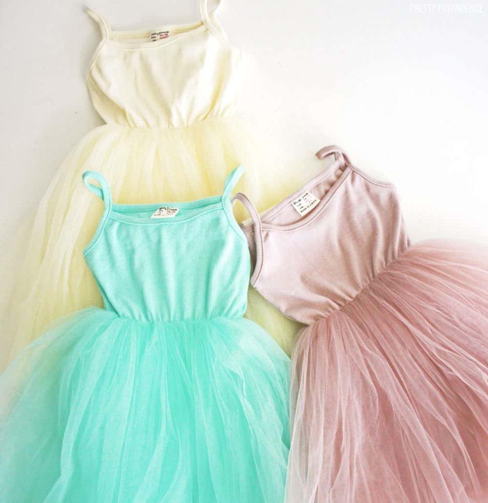 vestiti per Principessine