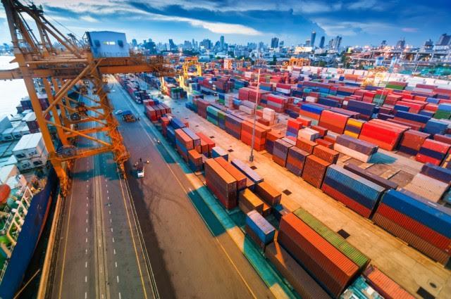 porto container