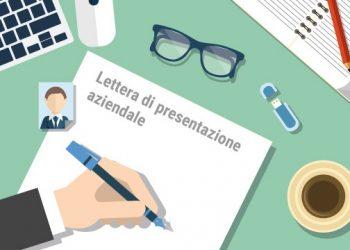 come si scrive una lettera di presentazione