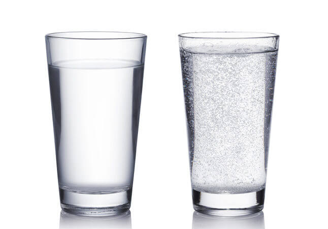 quale acqua bere per dimagrire
