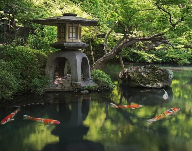 Come realizzare un giardino Zen giapponese