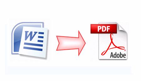 Covertire doc a pdf