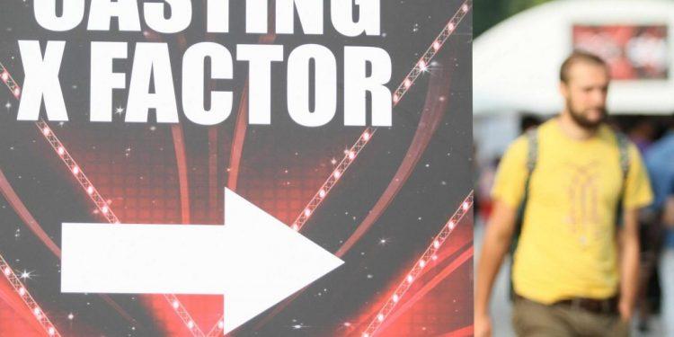 X Factor.casting