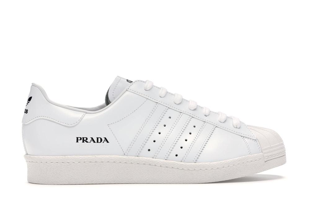 adidas Superstar Prada (Without Bowling Bag)