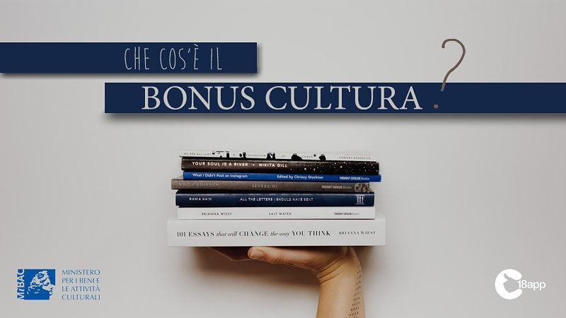 cosa e bonus cultura 2020