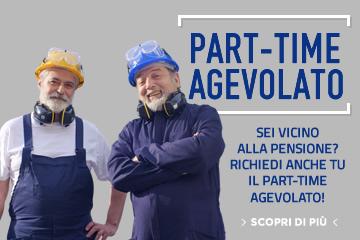 Part-time agevolato