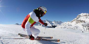 Dolomiti-sciare