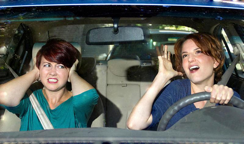 Come funziona Singing in the car?