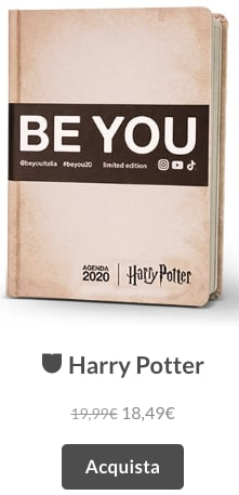 Nuovo Diario Be You 2020 su Amazon