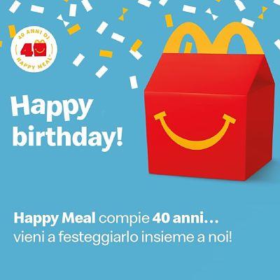 prezzi festa compleanno Mc Donald's