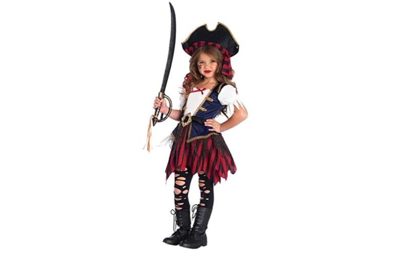 costume carnevale fai da te pirata