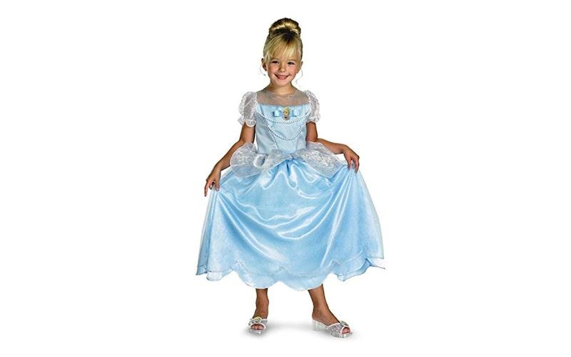 costume carnevale fai da te principessa cenerentola