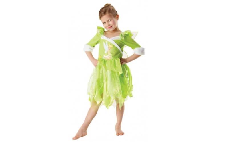 Bambina vestita da trilly