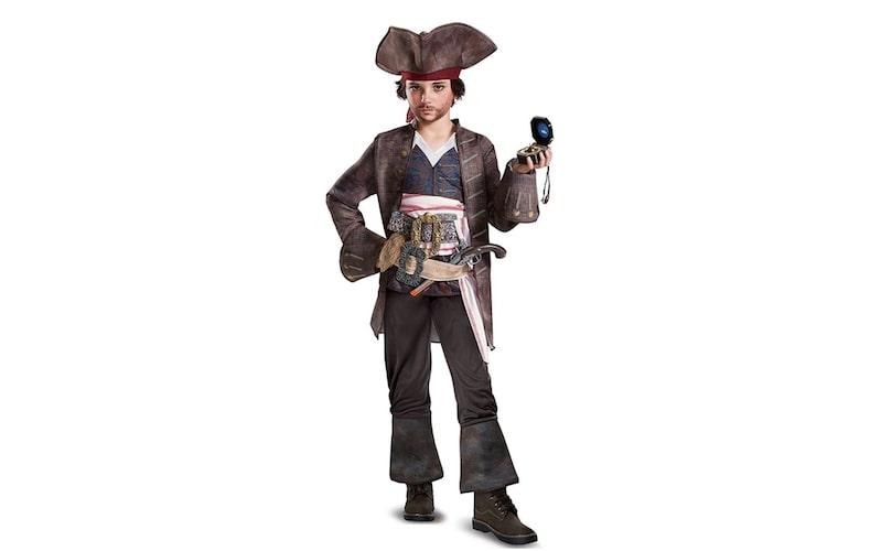 costume carnevale fai da te Jack Sparrow