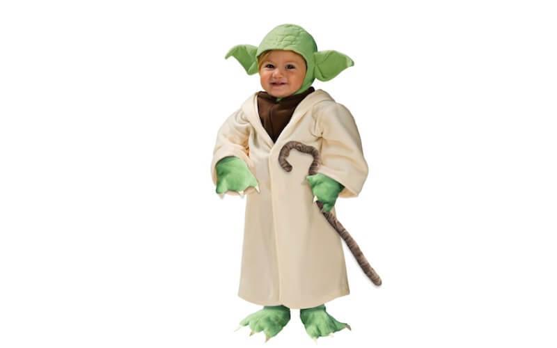 costume carnevale fai da te Star Wars