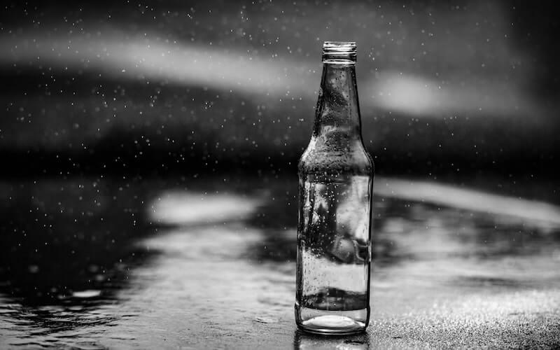 Bere da bottiglia