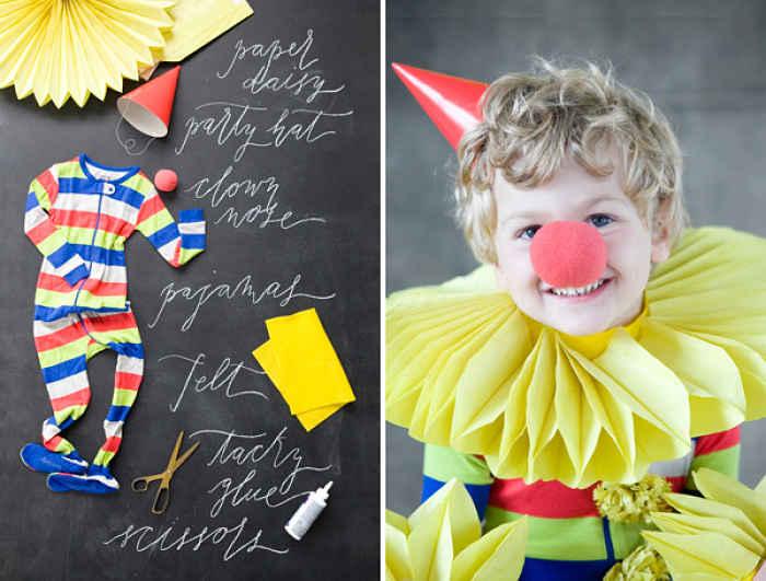 costume clown cosa serve