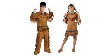 Come fare un costume indiano Carnevale